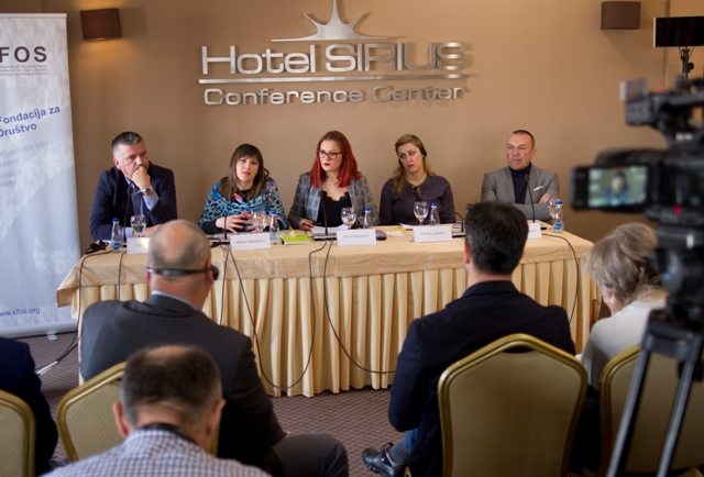 Conference:  Transparency in Serb-majority municipalities in Kosovo