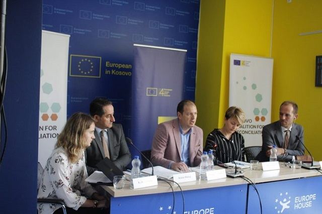 Kosovo Coalition for Reconciliation – official launch