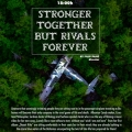 """STRONGER TOGETHER BUT RIVALS FOREVER"" (Forum theatre performance) April 21, at 6 p.m."