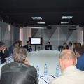 Meeting between American Chamber of Commerce in Kosovo and northern Kosovo business representatives
