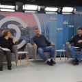TV show Sporazoom: The Brussels Dialogue on the eve of European elections