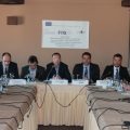 The 31st March marked the launching of a report on the role of media in a conflict sensitive environment at a conference in Pristina