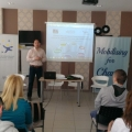 Strengthening community mobilization potential of CSO organization in Northern Kosovo training on